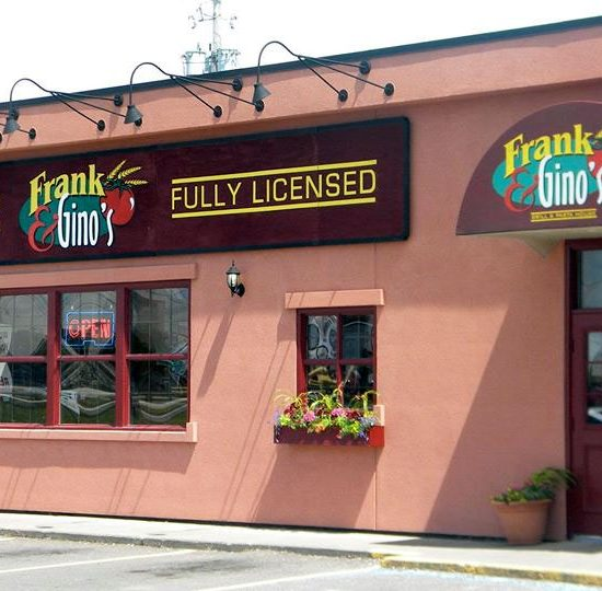 Frank & Gino's Truro Location